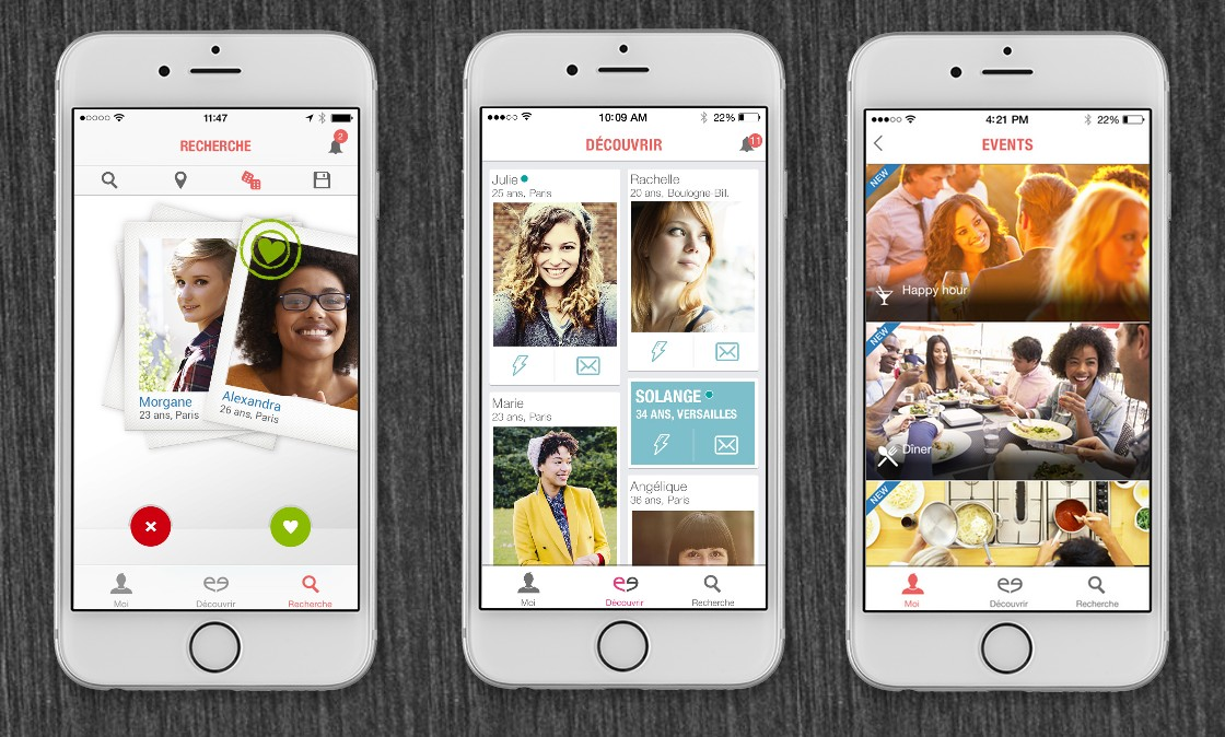 Meetic Mobile : Découvrez la nouvelle application du N°1 de la rencontre en France et en Europe