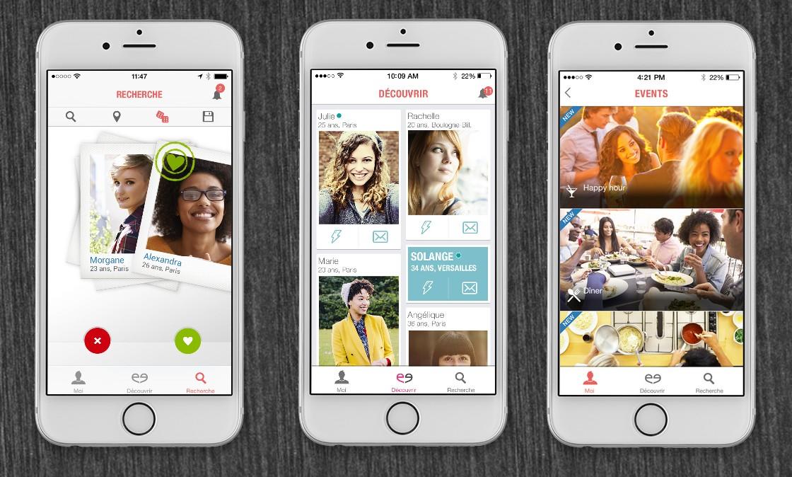 Meetic Mobile : Découvrez la nouvelle application du N°1 de la rencontre en France et en Europe